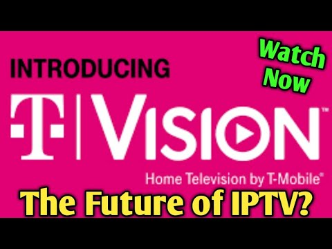 IPTV Review - TVision By T-MOBILE