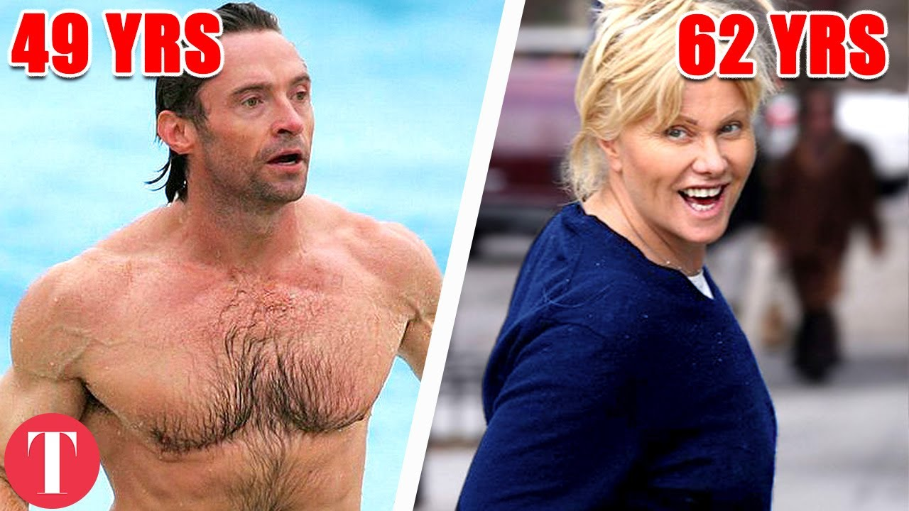 Download 10 Married Celebrities With HUGE Age Differences