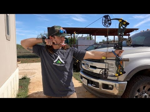 Bow Hunting South Texas!!! {On An OLIVE FARM!!!}