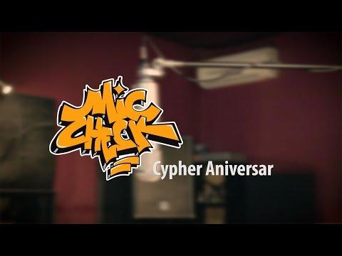 MIC Check EP24 - Cypher Aniversar