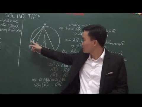 Hình 9 Góc nội tiếp của đường tròn http://mclass.vn/thaydoquangkhuong