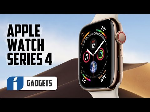 Apple Watch Series 4 Preview en español