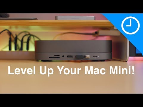 Hands-on: An awesome Mac mini hub from Satechi!