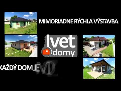 Domy Ivet - stavba domov na kľúč
