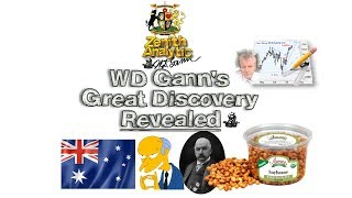 WD Gann's Great Discovery Revealed