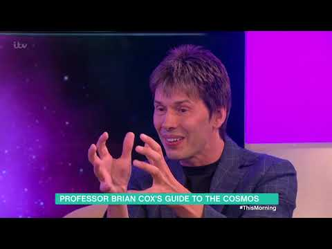 Brian Cox Answers How Stars Burn in Space | This Morning