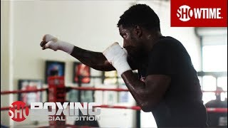 Erickson Lubin vs. Nathaniel Gallimore | Preview | October 26 on SHOWTIME