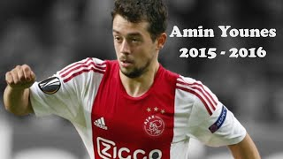 Amin younes ● crazy goals 2015/2016 hd