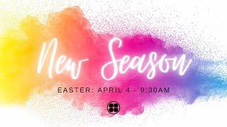 New Creation Church Sunday Service - Easter 2021