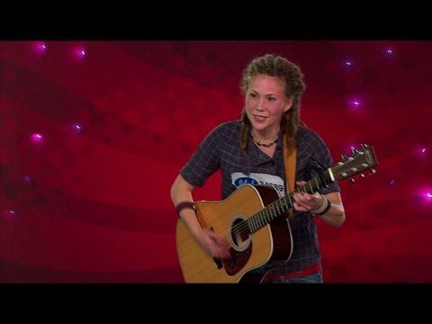 Mariette Hanssons audition i Idol  - Idol Sverige TV4