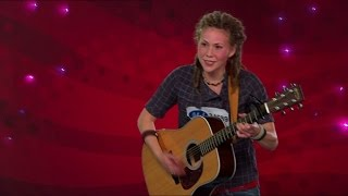 Mariette Hanssons audition i Idol 2009 - Idol Sverige (TV4)