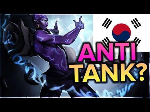 Game KOR ♦ Ryze Top Anti Tank? Full Pen magique! ♦ Oeil sur la Corée