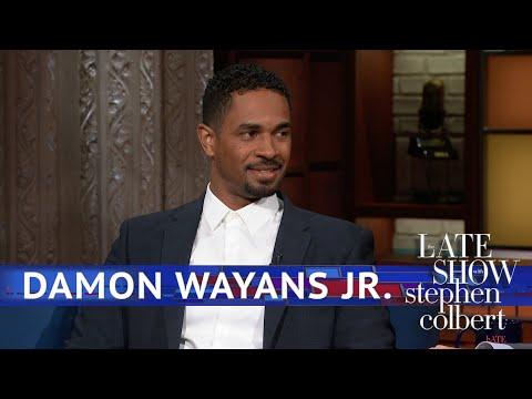 Damon Wayans Jr. Reveals His Alias 'Kyle Green'