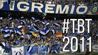 TBT - Libertadores 2011 - Grêmio x Universidad Católica