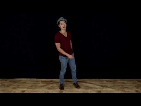 Party Dance Moves For Guys - Basic and Intermediate Moves : Harlem