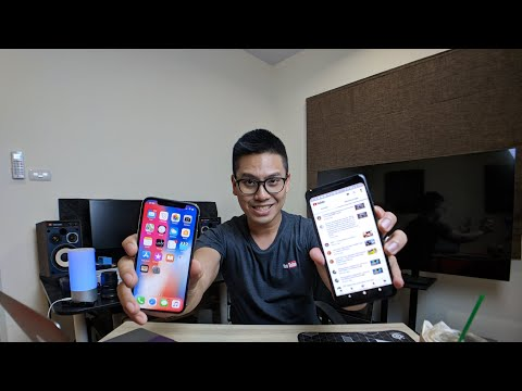 [LIVE] Pixel 2 VS iPhone X