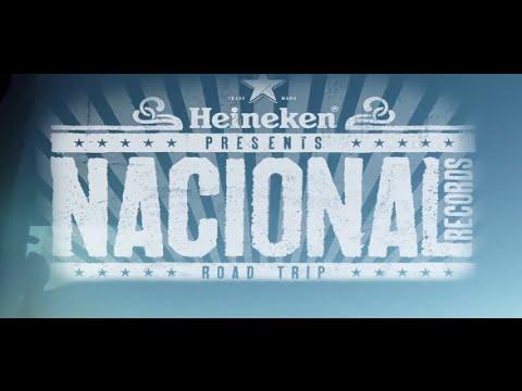 Nacional Records Road Trip 2010 feat. Pacha Massive, Banda de Turistas & Hello Seahorse