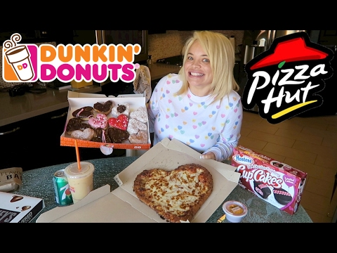 Valentine S Day Mukbang Youtube