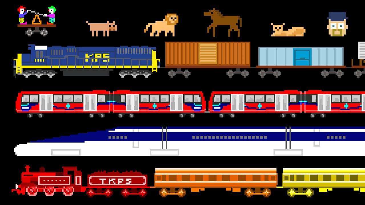 trains-collection-railway-vehicles-i-ve-been-working-on-the-railroad-the-kids-picture-show