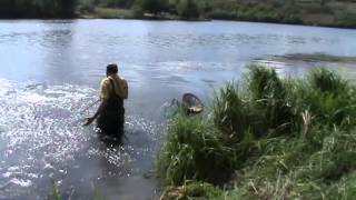 Рыбалка в Донбассе