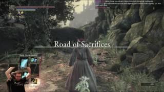Dark Souls 3 Sorcery Only Run (Pt. 2)