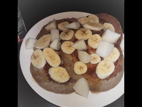 healthy-pancakes-à-l'avoine-&-bananes-facile-&-yammyyy!