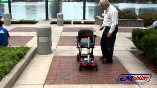 Electric Folding Mobility Scooter - The Transformer Mobility Scooter
