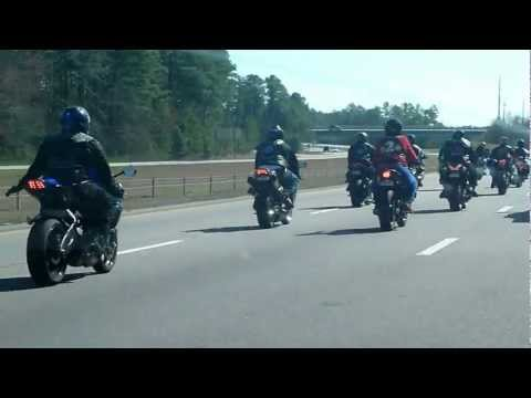 Vonta Leach Parade & Ride 24FEB2013. Part 4