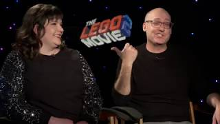 Mike Mitchell & Trisha Gum Interview - The Lego Movie 2: The Second Part