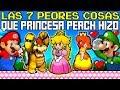 Top 7: Las Peores Cosas que la Princesa PEACH ha Hecho