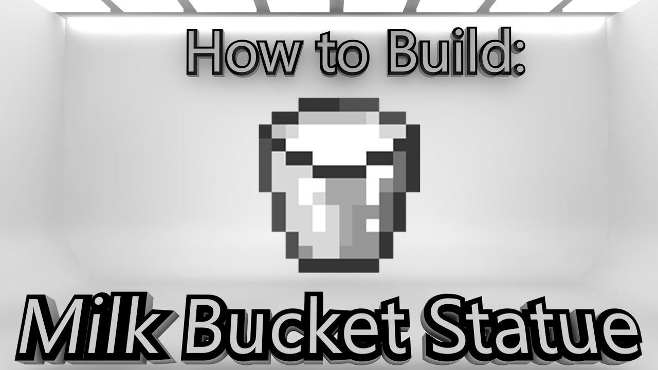 Milk Bucket Minecraft Minecraft: How To Make...
