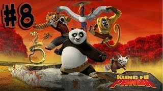 Kung Fu Panda - Walkthrough - Part 8 - Wudang Rescue (PC) [HD]