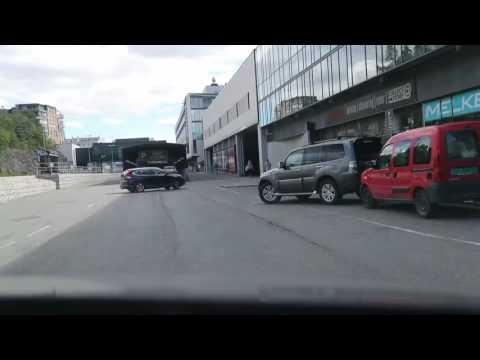Parkeringsvettreglene Sandvika Storsenter