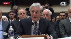 WATCH: Robert Mueller's full opening remarks before House Judiciary Committee | Mueller testimony