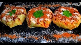 Mini pastilla marocaine  au poulet/ البسطيلة المغربية