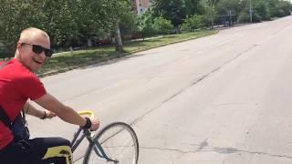 Активный отдых на велосипедах, юмор, Денис Кравец 789