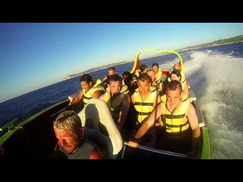 Twister Jet Boat - San Antonio, Ibiza