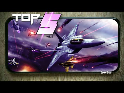 Top 5 Aircraft Combat Games For Android 2020 | High Graphics | Best Air Combat Games Android & ISO |