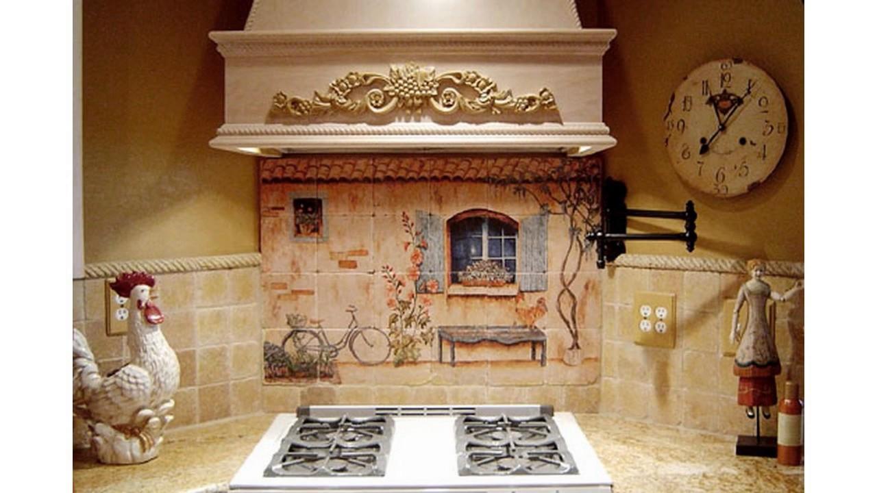 Ideas de decoración de cocina de país francés - YouTube