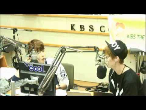 130603 SUKIRA - Ryeowook talking in Indonesian language
