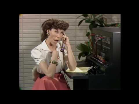 Ernestine Calls the Electric Company | Rowan & Martin's Laugh-In | George Schlatter