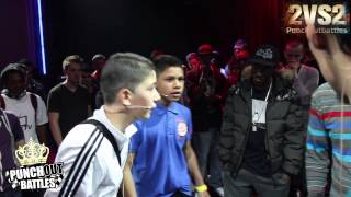 Miista Mootjje & Ajay vs Chris Meth & Kaascouse 2vs2 PunchOutBattles