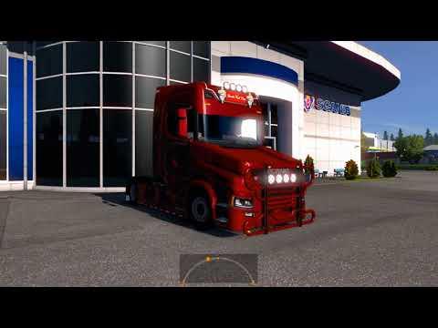 (Ets2 1.30)Scania T Next Gen V2.0