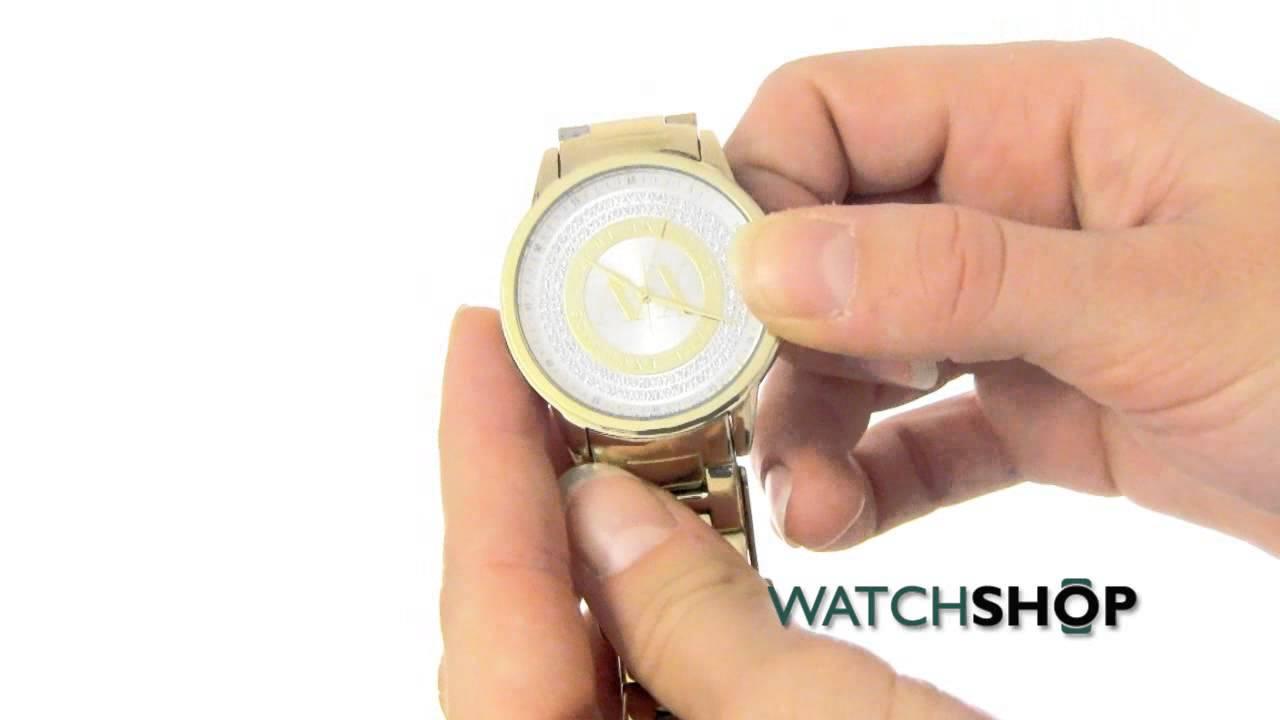 2122231d5a0dc Armani Exchange Ladies  Lady Banks Watch (AX4321) - YouTube