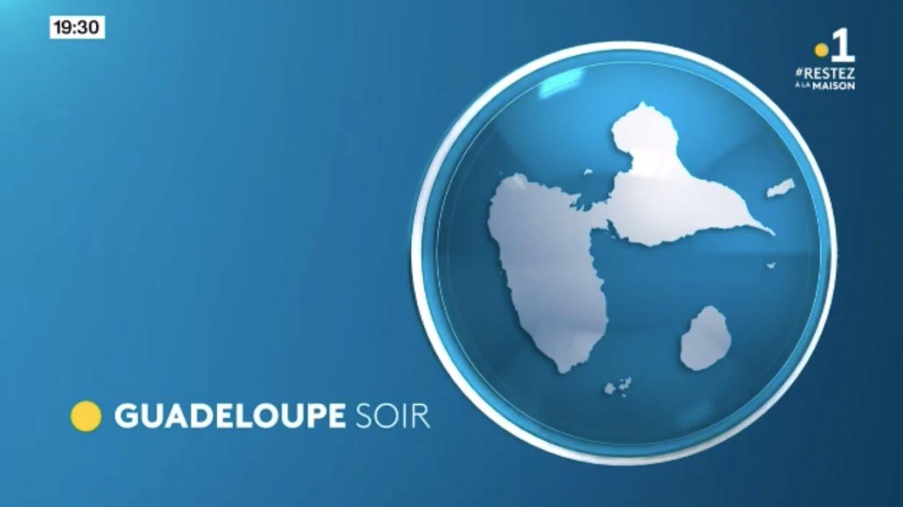 2020/05/24 Jt 13h ? Guadeloupe 1ère Dimanche 24 Mai Journal Information Radio France Outre-Mer TV