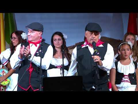 Hamilton Sicilian Folklore Group at Sicilia Canta 2017