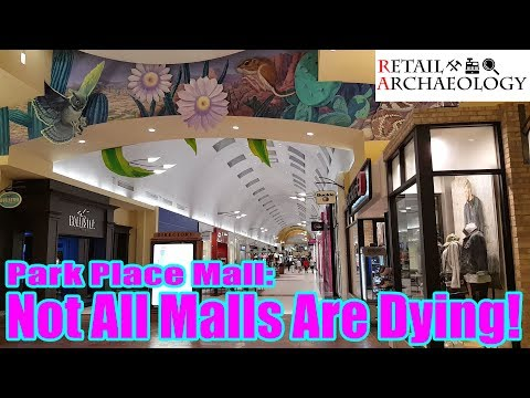 Not All Malls Are Dying! | Park Place Mall Video Tour | Retail Archaeology