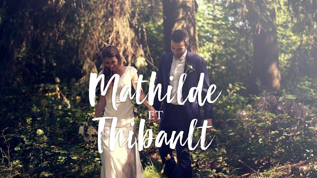 Vidéo de Mariage / Mathilde + Thibault / MAEOKA.BE