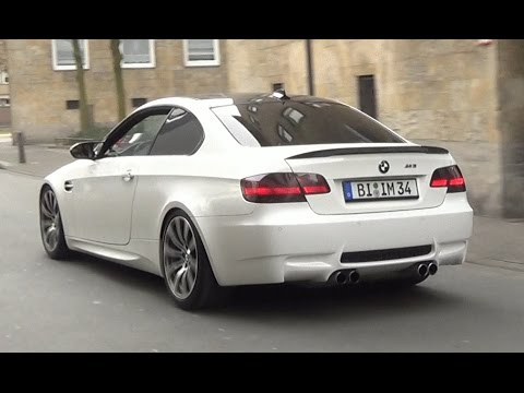bmw m3 e92 coup start up sound youtube. Black Bedroom Furniture Sets. Home Design Ideas
