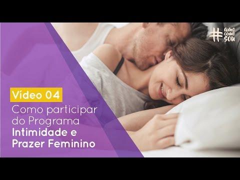 Como participar do Programa Prazer na Intimidade para Mulheres